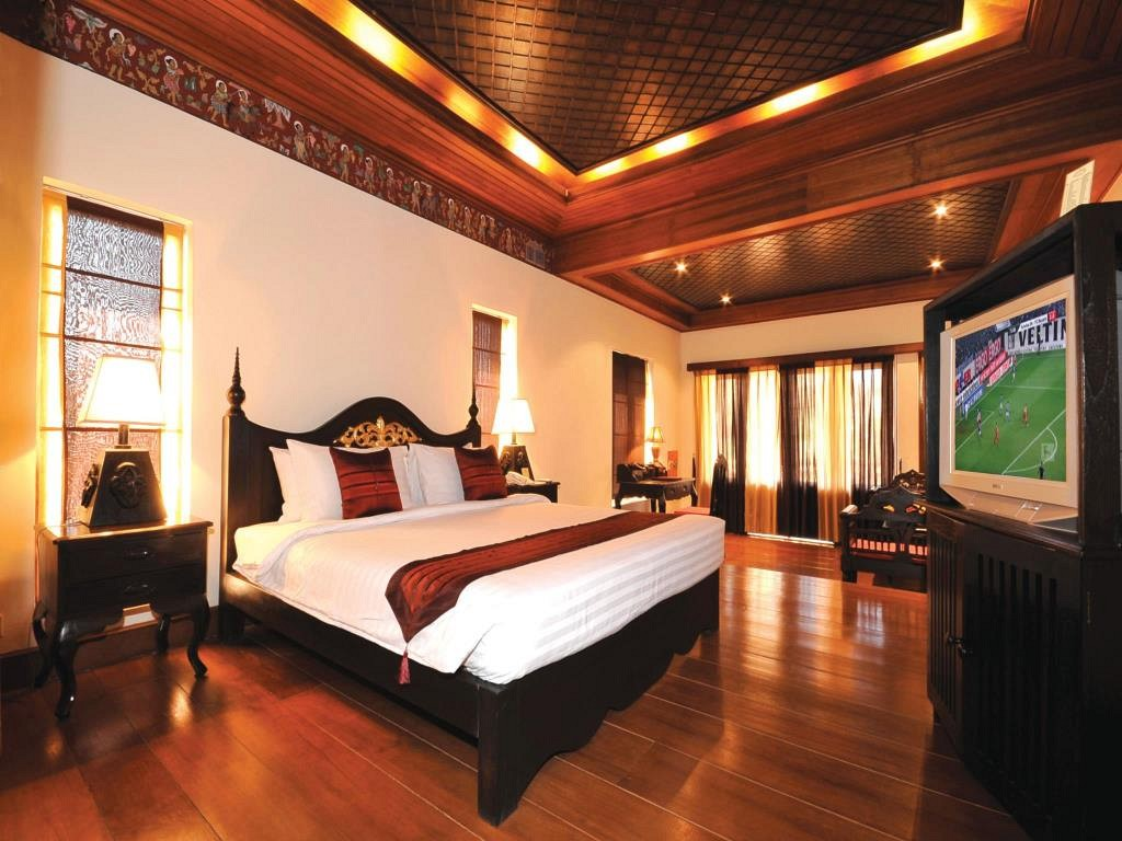 Hotel in Bagan, deluxe rooms