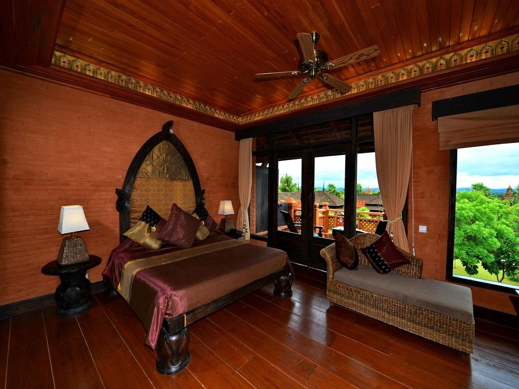 Hotel in Bagan, Lotus Villa